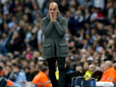 """Guardiola: """"Quizás desde otro ángulo parecía mano de Llorente"""""""