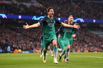 Tottenham y Liverpool pasan a semifinales de la Champions League