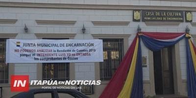 YD AÚN NO PRESENTA RENDICIÓN DE CUENTAS DE LOS GS. 100.000 MILLONES EJECUTADOS EN 2018.