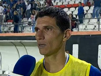 César Villagra habló tras la victoria sobre General Díaz