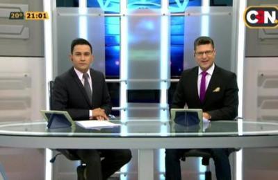 C9N Noticias Segunda Edición