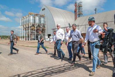 Mario Abdo: El Chaco será protagonista de importantes inversiones públicas