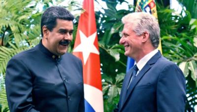 EE.UU. aseguró que 25 mil cubanos mantienen a Maduro
