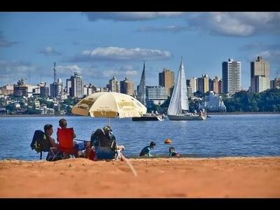 Encarnación, sede de la regata más larga de Sudamérica