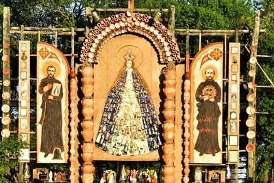 Tañarandy aguarda a visitantes para la celebración del Viernes Santo