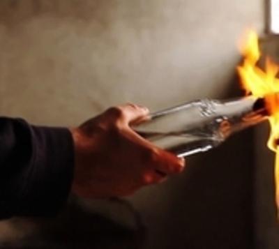 Hombre incendió el automóvil de su exnovia por celos