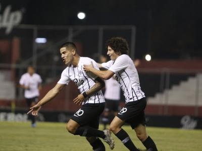 Jorge Recalde convierte el mejor gol de la fecha