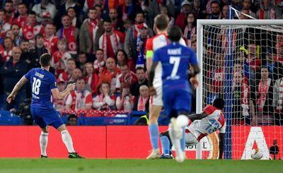 Chelsea, Eintracht Frankfurt, Arsenal y Valencia, a semis de Europa League