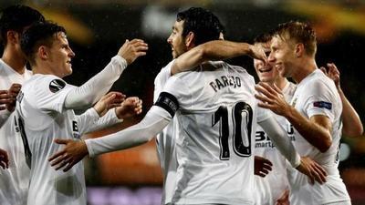 Valencia vuelve a vencer Villarreal y se anota en semifinales