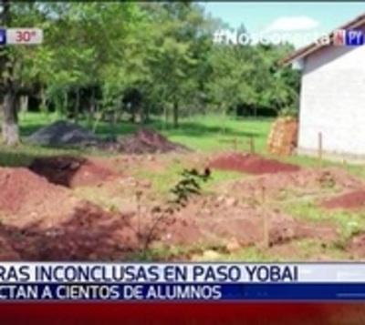 Denuncian a intendente de Paso Yobai por mala administración