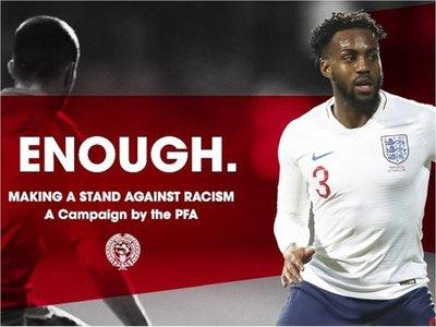 Futbolistas cierran sus redes sociales para luchar contra el racismo