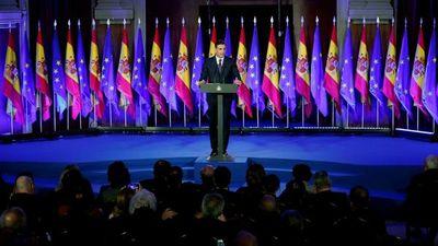 La campaña electoral en España choca con la Semana Santa