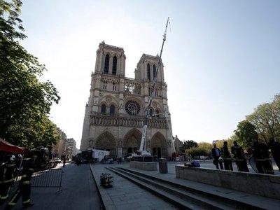 El PSG y el Mónaco homenajearán a Notre-Dame