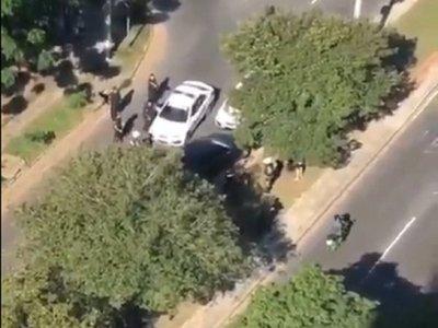 Fiscalía imputó a conductor involucrado en persecución