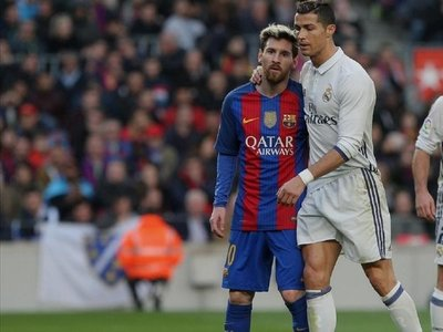 Messi vs Ronaldo: La lucha por las ganancias
