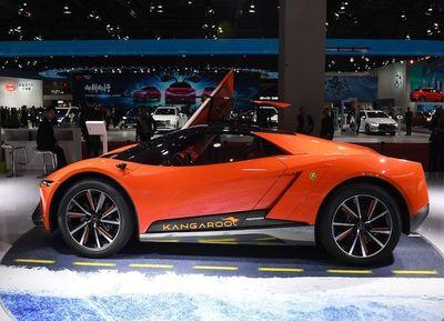 China es líder mundial de los coches eléctricos