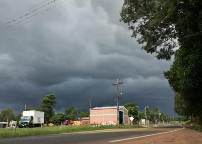 Anuncian lluvias y tormentas eléctricas para este fin de semana