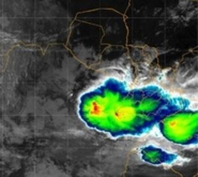 Anuncian tormentas para sábado de Gloria y domingo de Pascuas