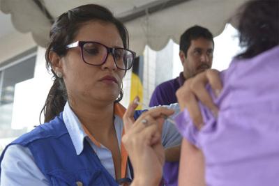 Vacunas representan la mejor medida para protección de la población