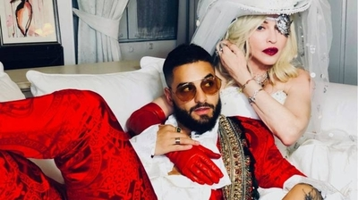 HOY / Fans de Madonna molestos por canción con Maluma