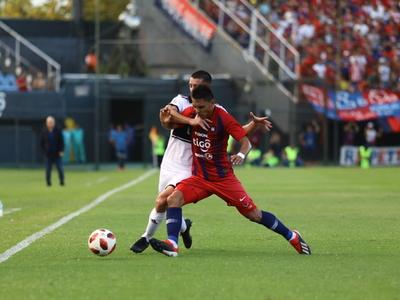 Cerro mantiene una leve ventaja sobre Olimpia