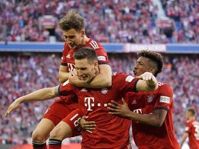 El Bayern derrota al Bremen y sigue como líder de la Bundesliga