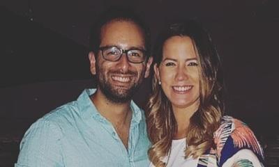 El tour que hizo Toto González junto a su esposa