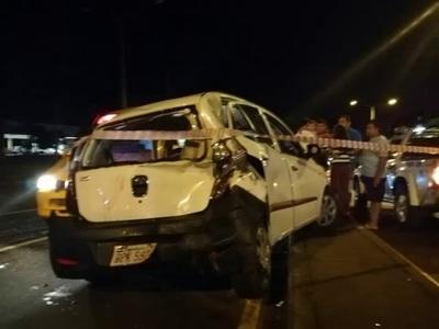 GRAVE ACCIDENTE EN LA RUTA VI