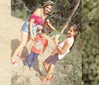 LOS CHIPEROS SOLIDARIOS. Llevaron chipa a tutiplén en los asentamientos