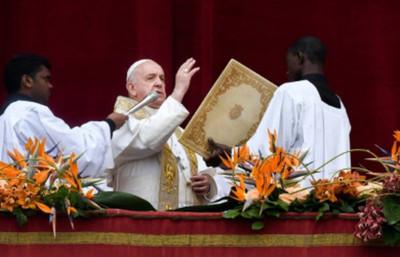 El papa se solidariza con Sri Lanka y pide atajar