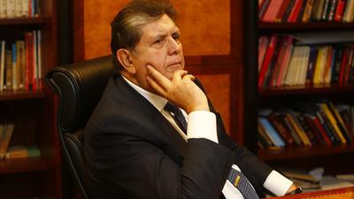 Perú: Varios elementos no cierran en el suicidio de Alan García, manifiestan