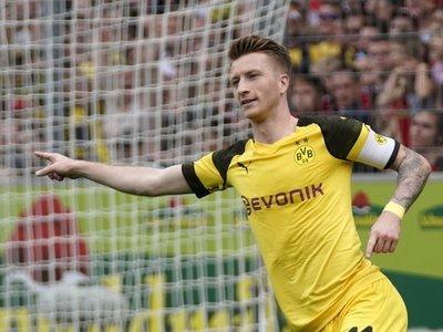 El Dortmund liderado por Reus mantiene la presión al Bayern