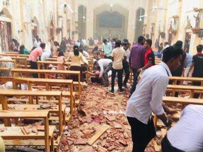 Mario Abdo expresa solidaridad de Paraguay con Sri Lanka tras atentado
