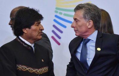 Agenda sobre gas, salud y Venezuela reúne a presidentes de Argentina y Bolivia