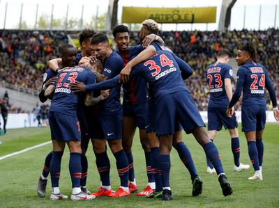 PSG se consagra antes de enfrentar a Mónaco