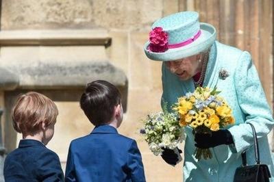 Reina Isabel celebra cumpleaños 93 » Ñanduti