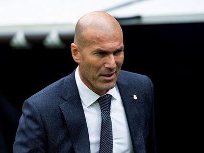 """Zidane: """"Benzema es el mejor delantero del momento"""""""