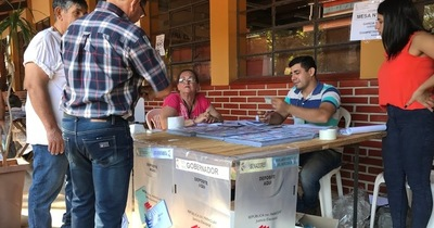 Juzgado Electoral aguarda nómina de apoderados para las votaciones en Ciudad del Este