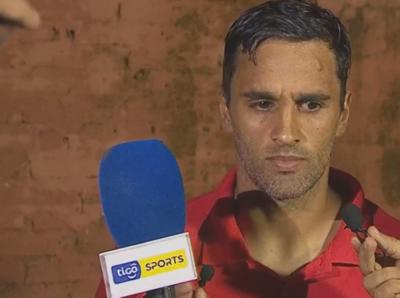 Sebastián Ariosa sale en defensa de Sergio Órteman