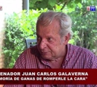 """'Calé' Galaverna: """"Payo agredió a su defensor"""""""