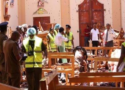 Pascua sangrienta con 8 explosiones y más de 200 muertos