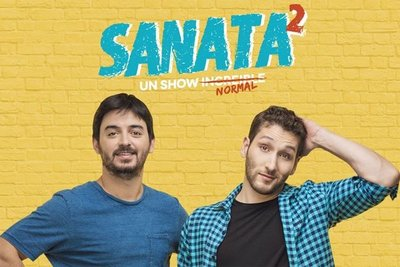 """Sanata 2 """"un show normal"""" en salas locales"""