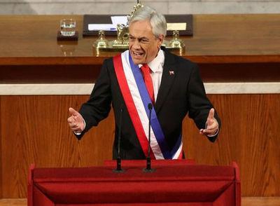Chile inicia su retiro formal de la Unasur
