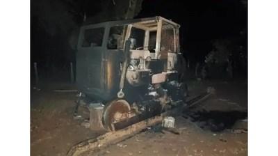 No se reportan heridos tras ataque a estancia en Concepción, según la FTC