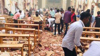 Nueva explosión en Sri Lanka
