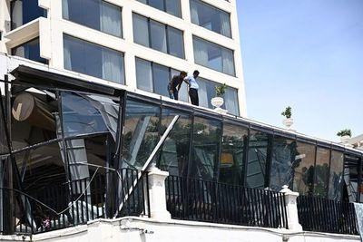 Policía halla 87 detonadores en estación de autobuses de Colombo