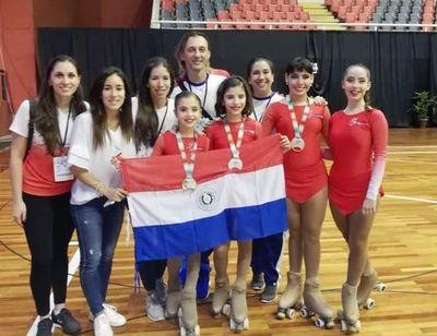 Con 4 medallas, Paraguay abre la jornada del lunes