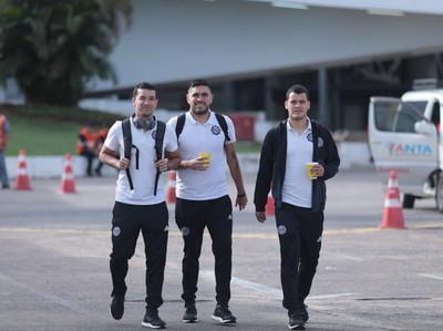 Olimpia parte rumbo a Chile en busca de su clasificación a octavos