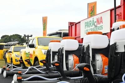 Salud contratará 300 funcionarios para limpiar 400.000 predios en Alto Paraná