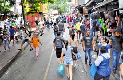 Comercio se oxigena con llegada  de turistas